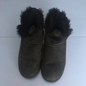 Shoes - Black Ugg Boots